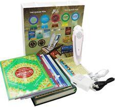 Holy Quran w/ USB Reading Pen Word Islamic Digital Reader w/ 5 Books.USA Sellar