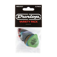 Dunlop Guitar Pick Variety Pack Medium / Heavy 12-Pack