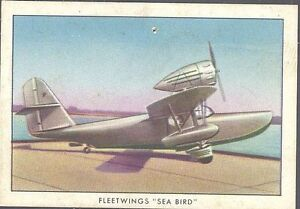 Brown & Williamson - Modern American Airplanes, Without Series A - 30