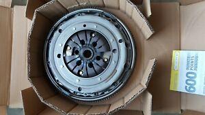 Clutch kit +Dual Mass Flywheel Seat Alhambra VW Sharan 1.8T 97-10 LUK 417001410