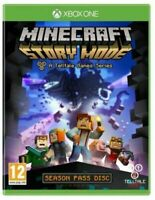 Minecraft Story Xbox one Mode Mint Same Day Dispatch 1st Class Super Fast Deliv