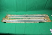 2 NOS NEW OEM GENUINE GM 67-69 CAMARO Z28 SS RS DOOR SILL PLATE PLATES 7644760