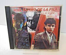 CD EL ULTIMO DE LA FILA - ENEMIGOS DE LO AJENO - EMI 1991