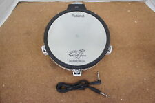 "🍀 ‡ NICE! Roland PD-80R 8"" V Drum Pad Mesh Head VDrum TD 125 105 100 85 120 9 8"