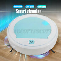 Cordless Smart Sweeping Robot Vacuum Cleaner Floor Auto Suction Sweeper 1500Pa