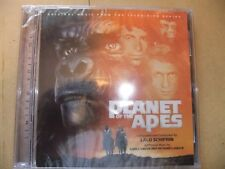 PLANET OF THE APES Original TV soundtrack CD LALO SCHIFRIN limited edition NEW
