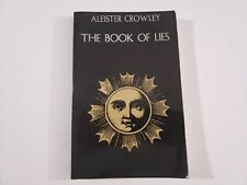 The Book of Lies by Aleister Crowley (1986, Trade Paperback, Reprint)