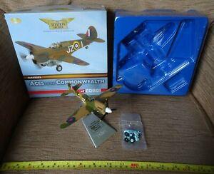 Corgi AA35202 P-40E Kittyhawk IA NZ3040 New Zealand 1942 scale 1:72 limited 2700