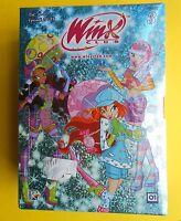 cofanetto winx club stagione 3 box set 4 dvd winxclub dvds terza serie sigillato