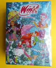 cofanetto winx club stagione 3 box set 4 dvd winxclub dvds terza serie sigillato