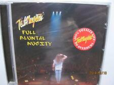 Ted Nugent - Full Bluntal Nugity (Live Recording, CD 2001) NEW
