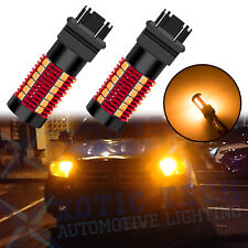 Anti Hyper Flash 3157 LED Front Turn Signal Light for Toyota Tacoma Tundra Camry