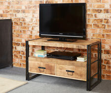 TV Plasma LCD Stand Fort Industrial  Indian Living Room Furniture [ID17]