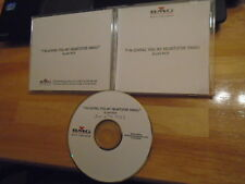 RARE PROMO Allan Rich DEMO CD I'm Giving You My Heart (For Christmas) UNRELEASED