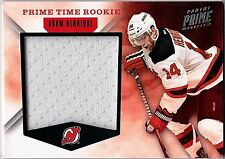 ADAM HENRIQUE 2011-12 PANINI PRIME TIME ROOKIE EVENT WORN JERSEY#/99 - ROOKIE