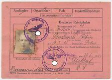 Bezirk Bialystok Deutsche Reichsbahn Andrzejewice 1944. (286)