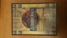 Jurassic Park Ultimate Trilogy - Special Edition in limitierter Holzbox Blu-ray