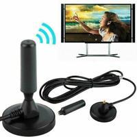Digital-TV-Antenne mit Verstärker Signal Booster Portable Indoor HDTV-Anten H0N2