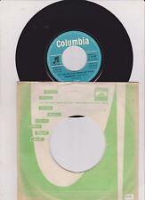 Vinyl-Schallplatten-Singles aus Italien mit 45 U/min