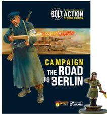 """WARLORD GAMES Bolt ACTION Campaign """"la strada a Berlino"""" con speciale in miniatura"""