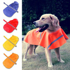 Polyester Unisex Rain Coats for Dogs