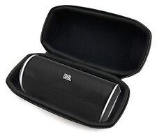Etui noir pour enceinte portable JBL Pulse, Charge 2 et Flip 3 - DURAGADGET