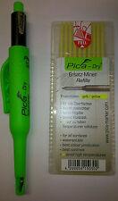 PICA-Dry Marker + 10 Ersatzminen gelb im Set 4032-Set