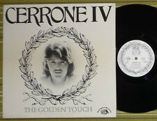 CERRONE, CERRONE IV THE GOLDEN TOUCH, LP 1978 FRANCE VG/VG G/F LAMINATED, INNER