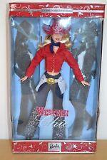 2002 Edición Coleccionista cultura pop Barbie Chic occidental