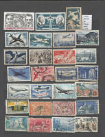 STAMPS LOT FRANCE  USED (L36061)