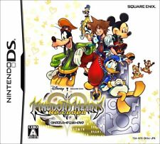 Used Nintendo DS Kingdom Hearts Re:coded Japan Import (Free Shipping)