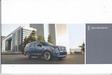 Mint  2019 Lincoln Navigator Sales Brochure 19 Ford News