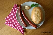 Debrecziner, 300 g, Wurst, Rind, haltbar z.B. Camping, Vollkonserve, 15,17€/kg