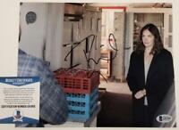 RUTH WILSON Signed 8x10 Photo Actress Autograph ~ Beckett BAS COA