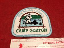 Five Rivers Council Camp Gorton Patch