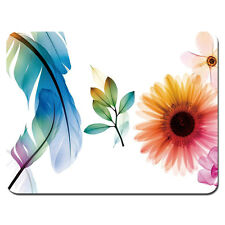 Soft Mouse Pad Neoprene Laptop PC MousePad Sunflower