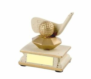 11cm Sandstone Finish Wedge Trophy Great Trophy Nearest the pin Free Engraving