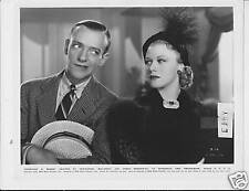 Fred Astaire Ginger Rogers VINTAGE Photo Roberta