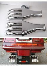 ADD-ON 15303-283A TRIPLE TURN DOWN EXHAUST EXTENSIONS GL1500 GOLDWING 1988-1997