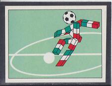 Panini-Italia 90 World Cup - # 34 Mascota