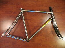 LITESPEED TITANIUM TI ARENBERG BIKE FRAME SET MATCHING FULL CARBON FORK 59 CM