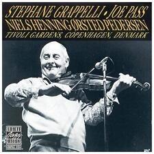FREE US SHIP. on ANY 2 CDs! NEW CD Stephane Grappelli, Joe Pass: Tivoli Gardens