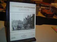 VICTORIAN NOTTINGHAM Story in Pictures #18 Cricket BOOTS THE CHEMISTS Bluecoat