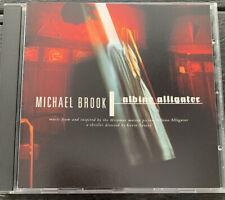 Michael Brook - Albino Alligator - 4AD CAD 7003 CD - 1997 - Flea Michael Stipe