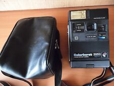 VINTAGE KODAK COLORBUST 350 INSTANT CAMERA WITH CASE