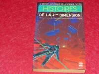 [BIBLIOTHEQUE H. & P.-J. OSWALD] HISTOIRES DE 4e DIMENSION COLL.GASF SF 1983 EO