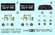 TAMIYA Decal 24090 1/24 Nissan Skyline GT-R