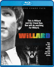 Willard [New Blu-ray] With DVD, Widescreen, 2 Pack