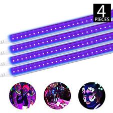 Brillihood LED UV Black Light Fixture, 20W, 4FT T5 Integrated Tube lamp, Bulb