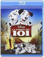 Blu Ray LA CARICA DEI 101 - (Edizione Speciale).....NUOVO